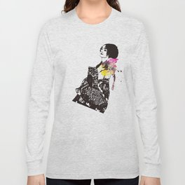 old grandma Long Sleeve T-shirt