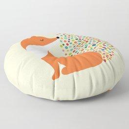 Little Fire Floor Pillow