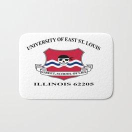 St Louis University Bath Mat