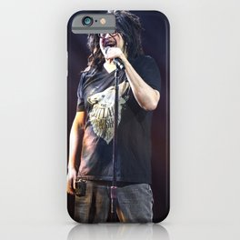 Counting Crows iPhone Case