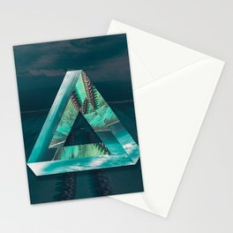 The Bermuda Triangle Stationery Cards