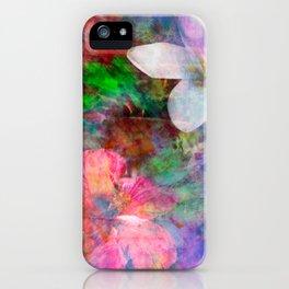 Kona Flora iPhone Case