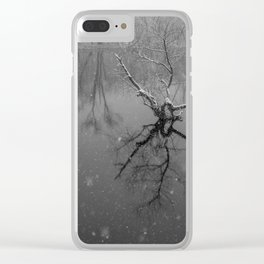 Tapering Turret - Minute Men National Park Clear iPhone Case