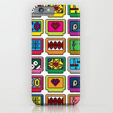 8-bit Game Cartridges Slim Case iPhone 6s