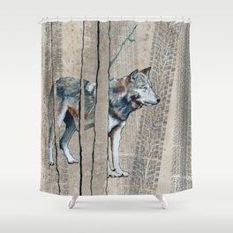 Timberland Shower Curtain