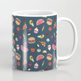 Yummy! (blue) Coffee Mug