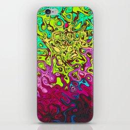 No.5 Distortions iPhone Skin