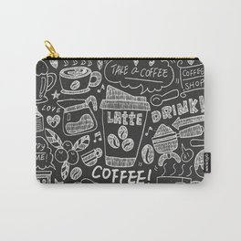 Coffee Lover!! Carry-All Pouch