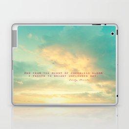 A Bright Day  Laptop & iPad Skin
