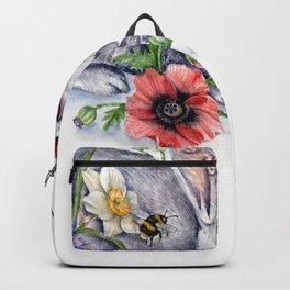 Spring Jackalope Backpack