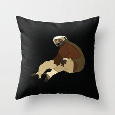 Madagascar Throw Pillow