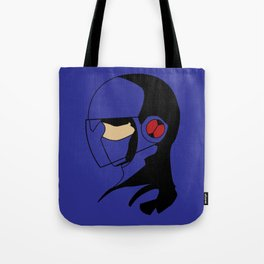Enforcer Megaman Tote Bag