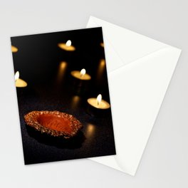 A Holder Without A Candle... Stationery Cards