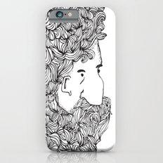 Bearded Man Slim Case iPhone 6s