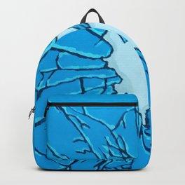 Broken glass Backpack