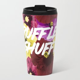 Glitterbeards Never Say Die  Travel Mug