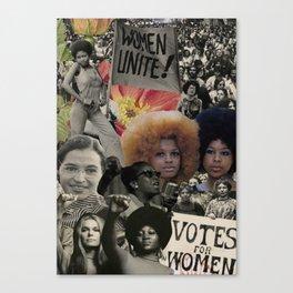 Rise of the Divine Feminine Canvas Print
