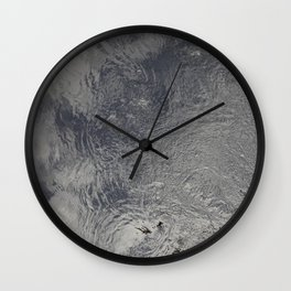 Water Texture #4 Wall Clock