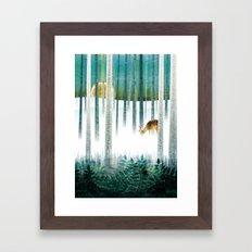 last morning (complete?) Framed Art Print