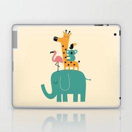 Moving on Laptop & iPad Skin