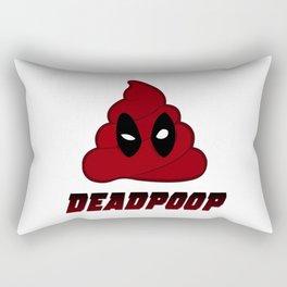 Deadpoop Rectangular Pillow