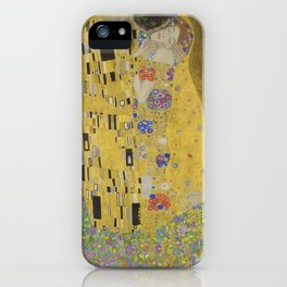 Gustav Klimt - The Kiss iPhone Case