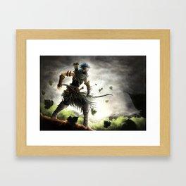 Ranger of the Numerian Woods Framed Art Print