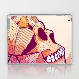 Skull Mountain Laptop & iPad Skin