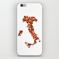 italy iPhone & iPod Skins featuring Italy by In Full Color