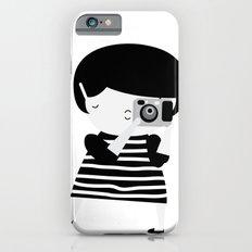 The brunette photographer Slim Case iPhone 6s