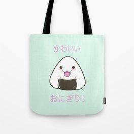 Cute Onigiri Kawaii ^.~ Tote Bag