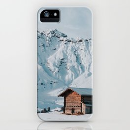 Hello Winter - Landscape and Nature Photography iPhone Case