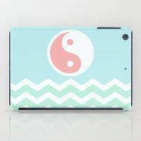 sun and moon iPad Cases featuring Sun Moon Lake by Beautiful Homes