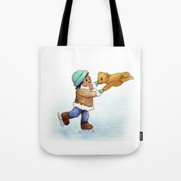 Activist Art: Water is Life Tote Bag