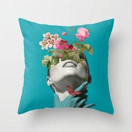 Inner beauty 3 Throw Pillow