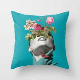 Inner beauty 3 Throw Pillow