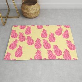 Cute Pineapple Rug