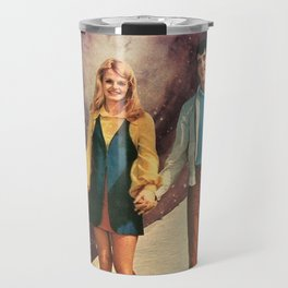 'Long Nights At Nebula' Travel Mug
