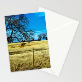Along The Way In Clyde, Texas Stationery Cards