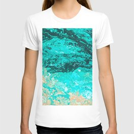 Waves in Key West T-shirt