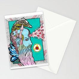The Alchemist's Brainfart Stationery Cards