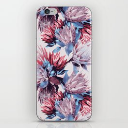 King proteas bloom iPhone Skin