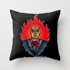 El Mero-Mero Villasenor Throw Pillow