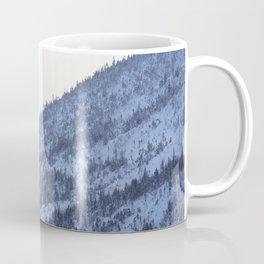 Golden winter hour Coffee Mug