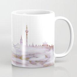 Frankfurt Germany Skyline Coffee Mug