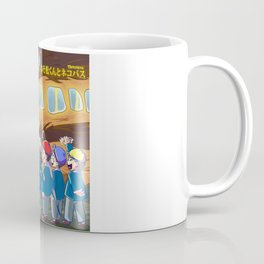 Osomatsu Kun and Neko Bus! 02 Coffee Mug