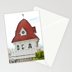 Beach Hut (I) Stationery Cards