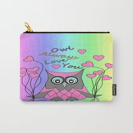 Love You Always Carry-All Pouch