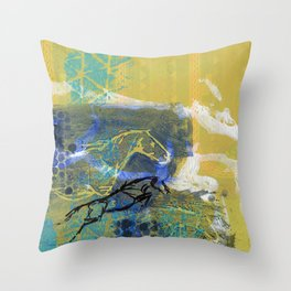 Jumper Graphic Throw Pillow