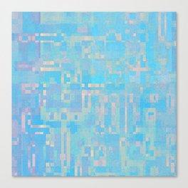 woozy one Canvas Print